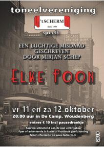 Poster Elke Poon